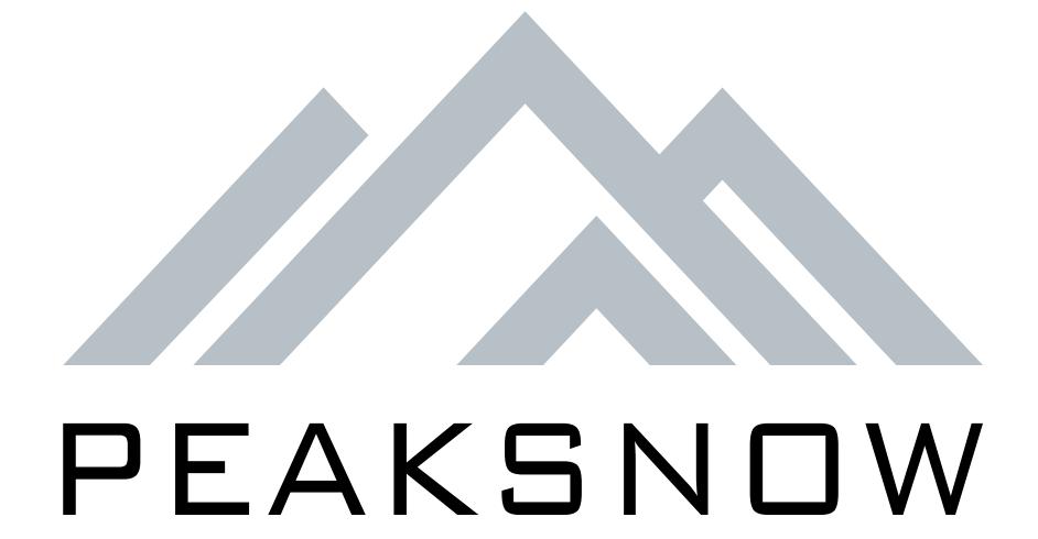 Peaksnow 2021/22