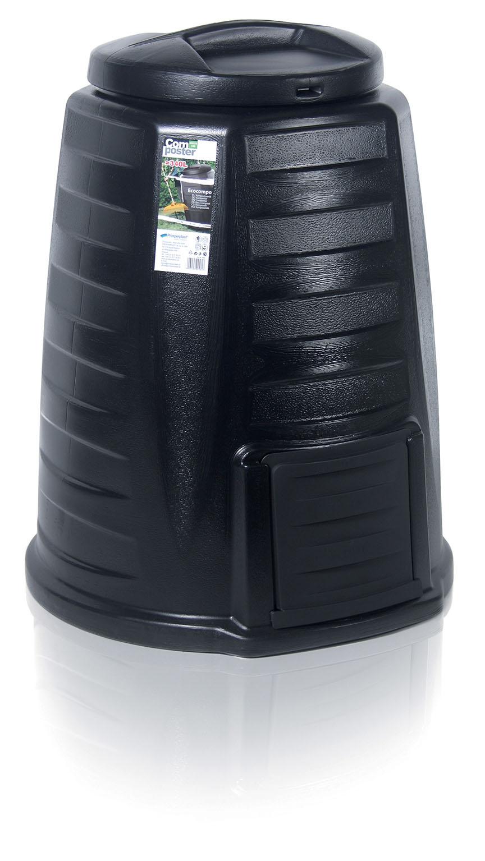 PROSPERPLAST Kompostér ECOCOMPO černý 340l