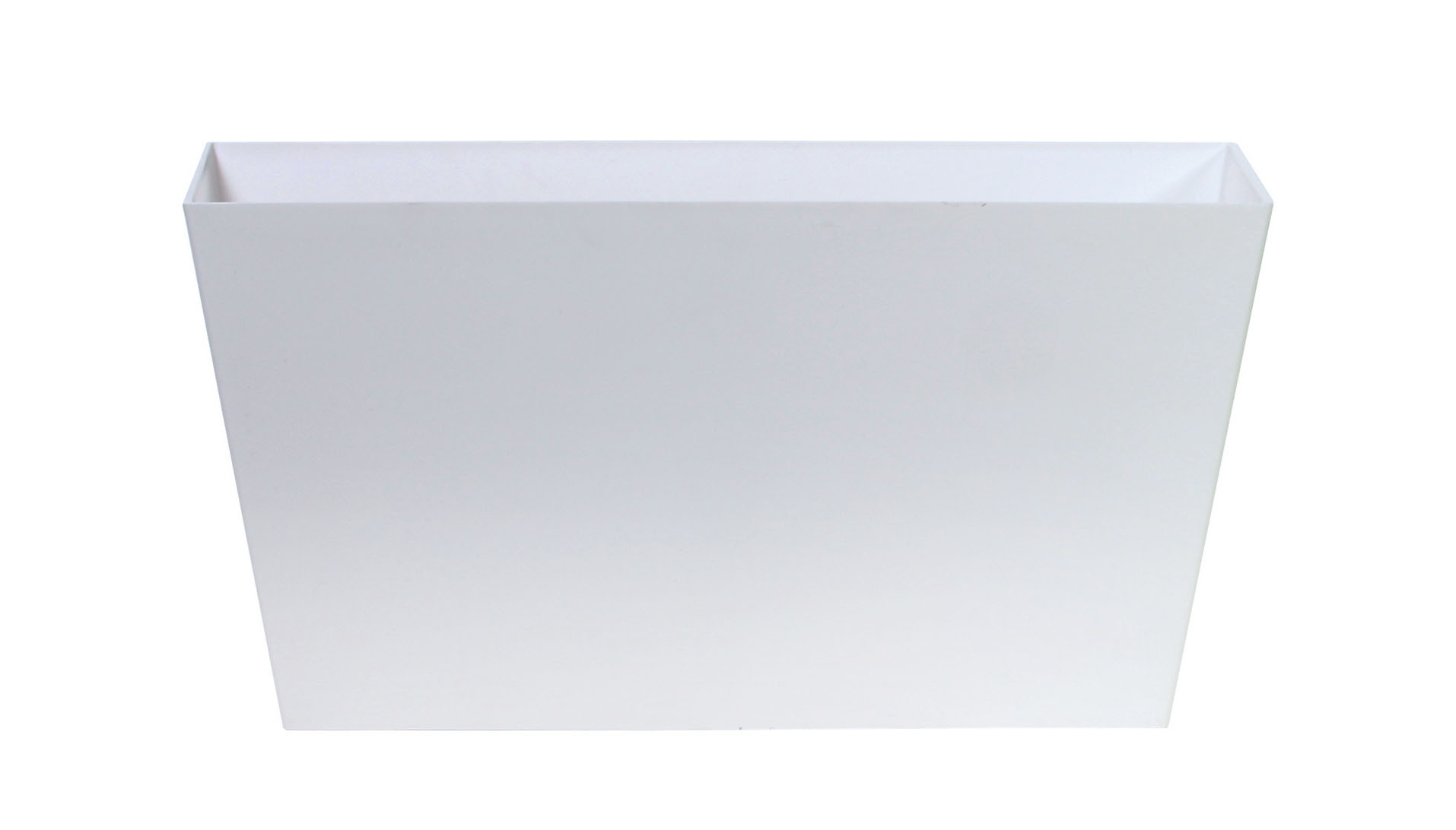 PROSPERPLAST Truhlík TUBUS CASE bílý 40,0cm