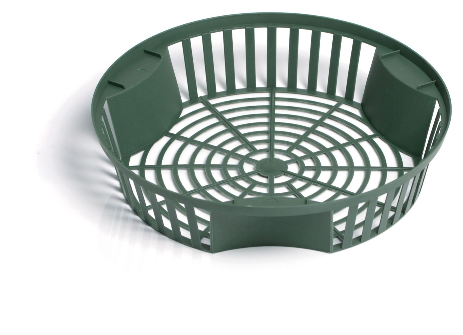 PROSPERPLAST Košík na cibuloviny ONION II tm.zelený 21,5cm
