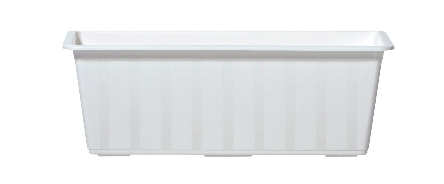 PROSPERPLAST Truhlík AGRO bílý 50cm