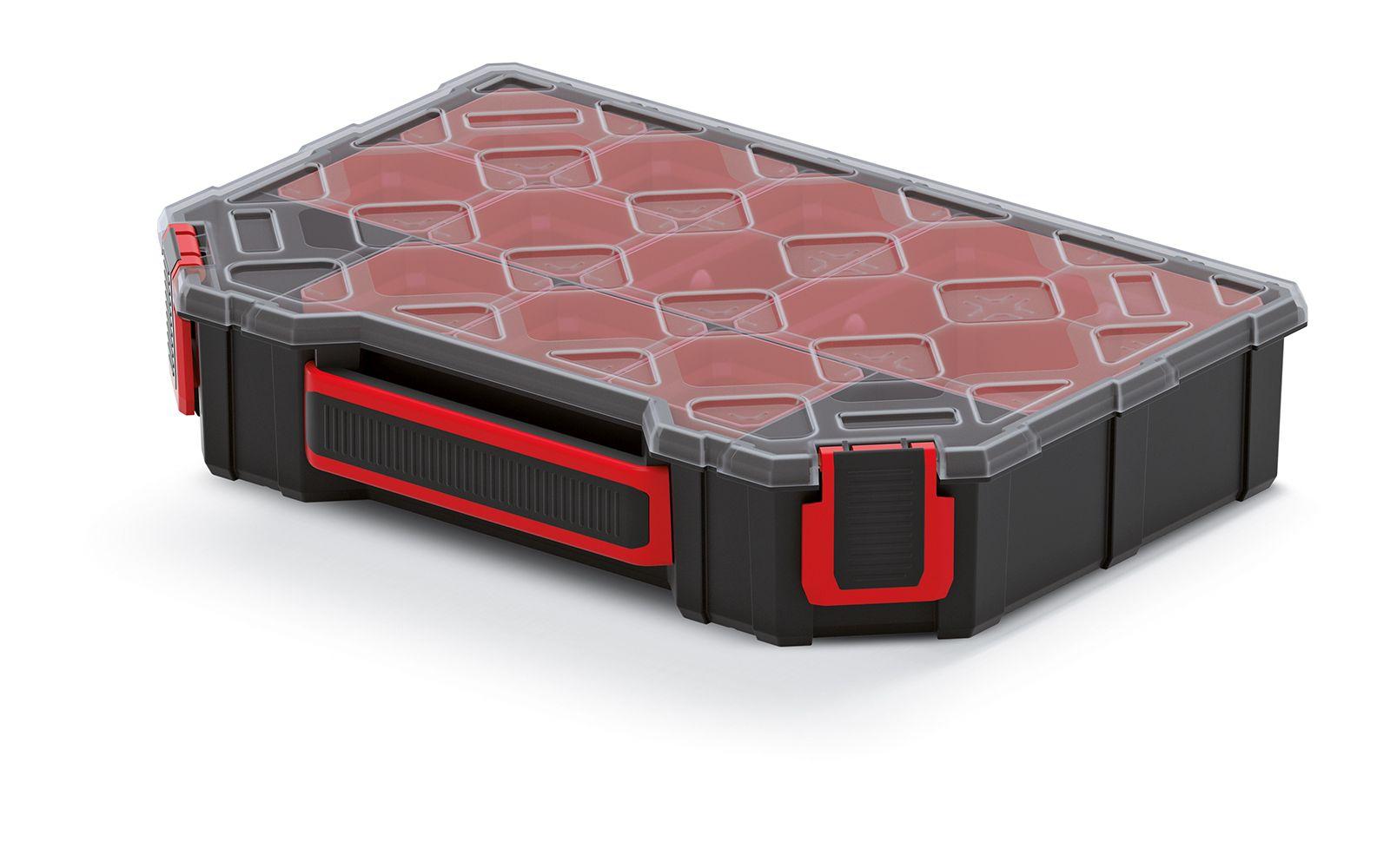 PROSPERPLAST Organizér TAGER 284x195x60 (krabičky)