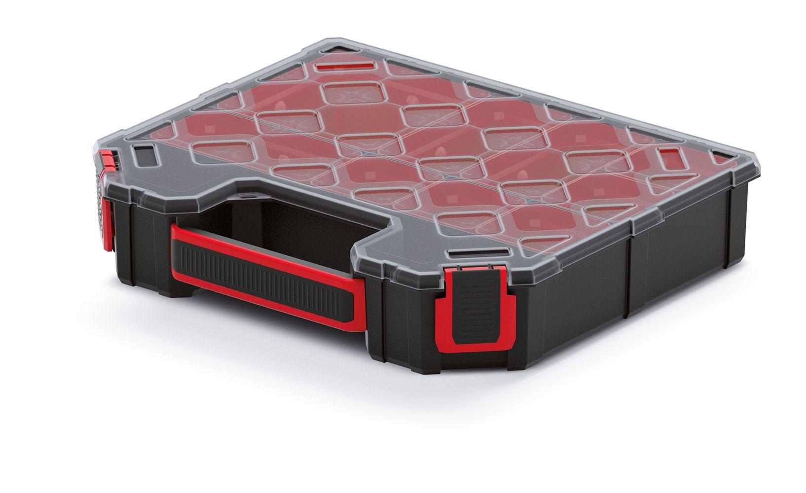 PROSPERPLAST Organizér TAGER 284x243x60 (krabičky)
