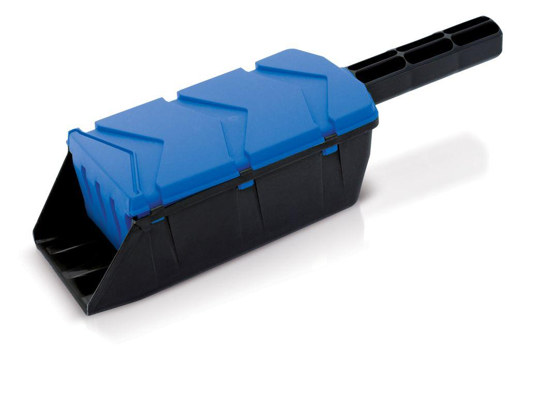 PROSPERPLAST Lopatka SHARKIE modrá 0,7l