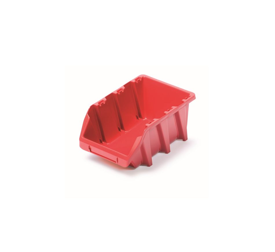 PROSPERPLAST Plastový úložný box BINEER LONG 160x98x70 červený