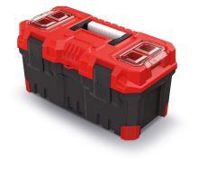 Kufr na nářadí TITAN PLUS červený