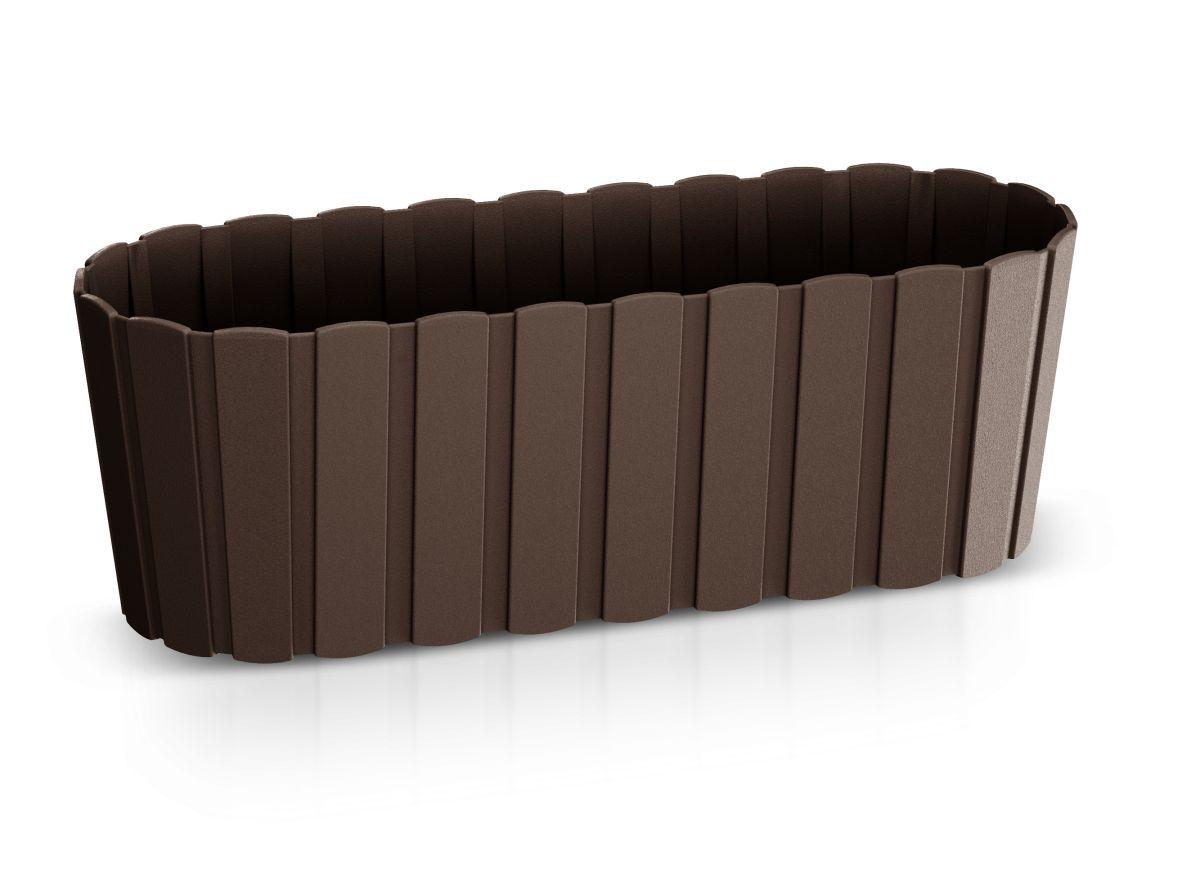 PROSPERPLAST Truhlík BOARDEE CASE hnědý 38,3cm