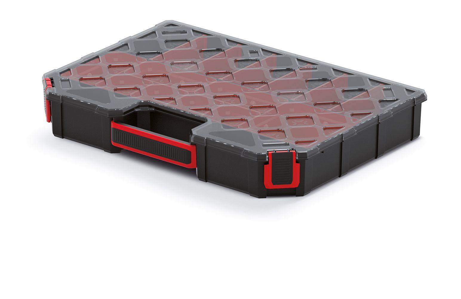 PROSPERPLAST Organizér TAGER 390x284x60 (přepážky/krabičky)