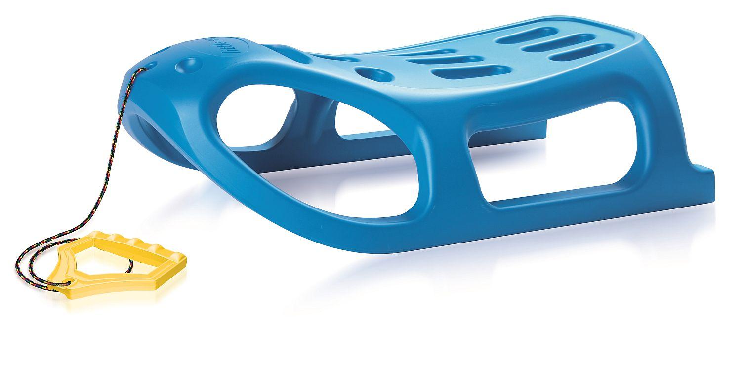 PROSPERPLAST Sáňky LITTLE SEAL světle modré