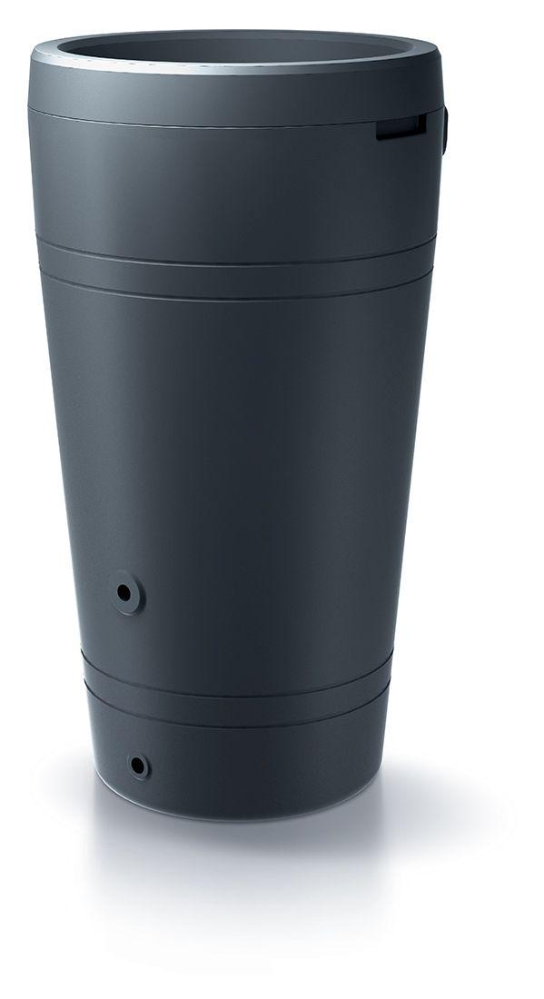PROSPERPLAST Sud na dešťovou vodu TUBE antracit 230l