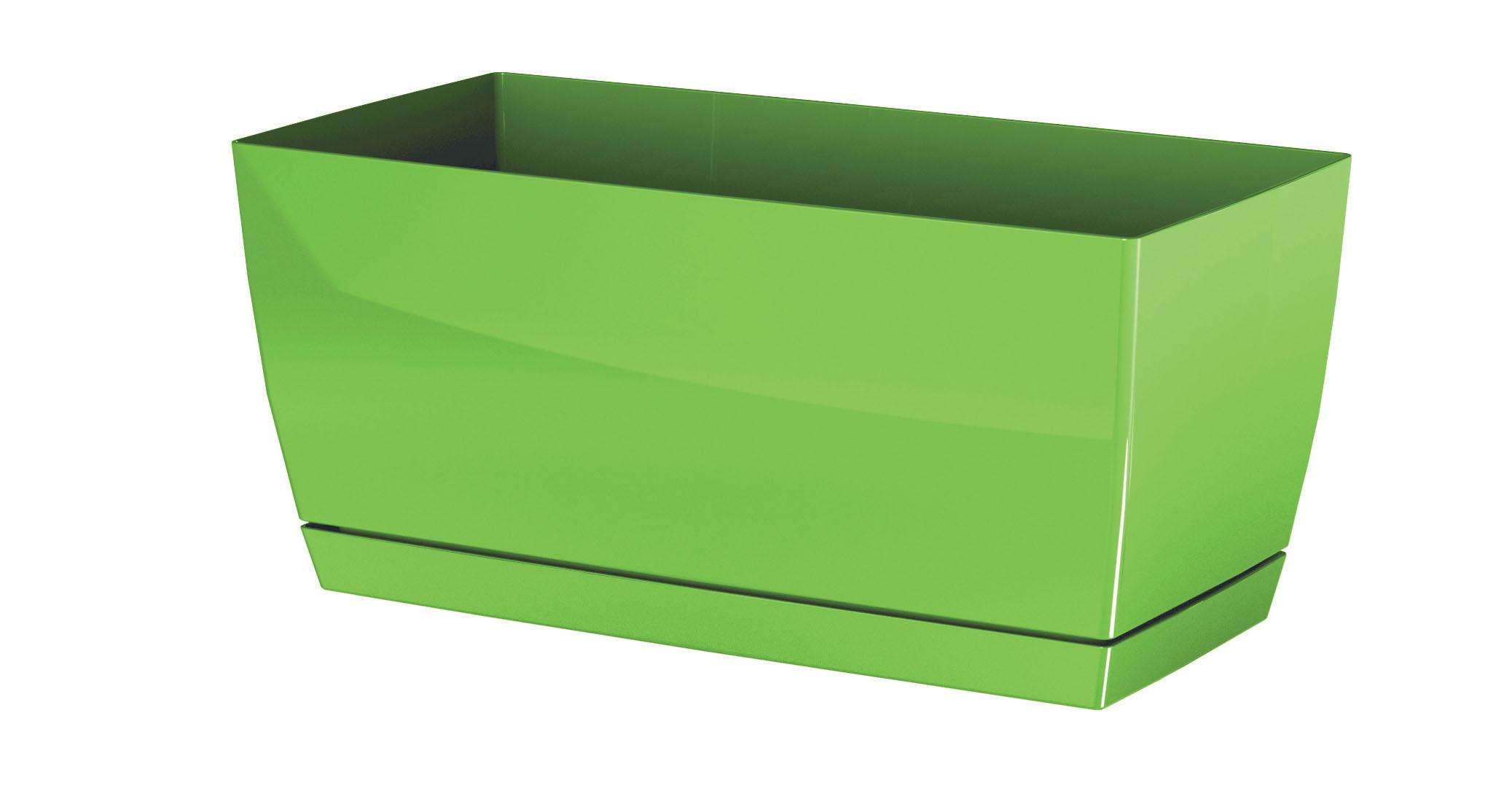 PROSPERPLAST Truhlík COUBI CASE P s miskou olivka 39 cm