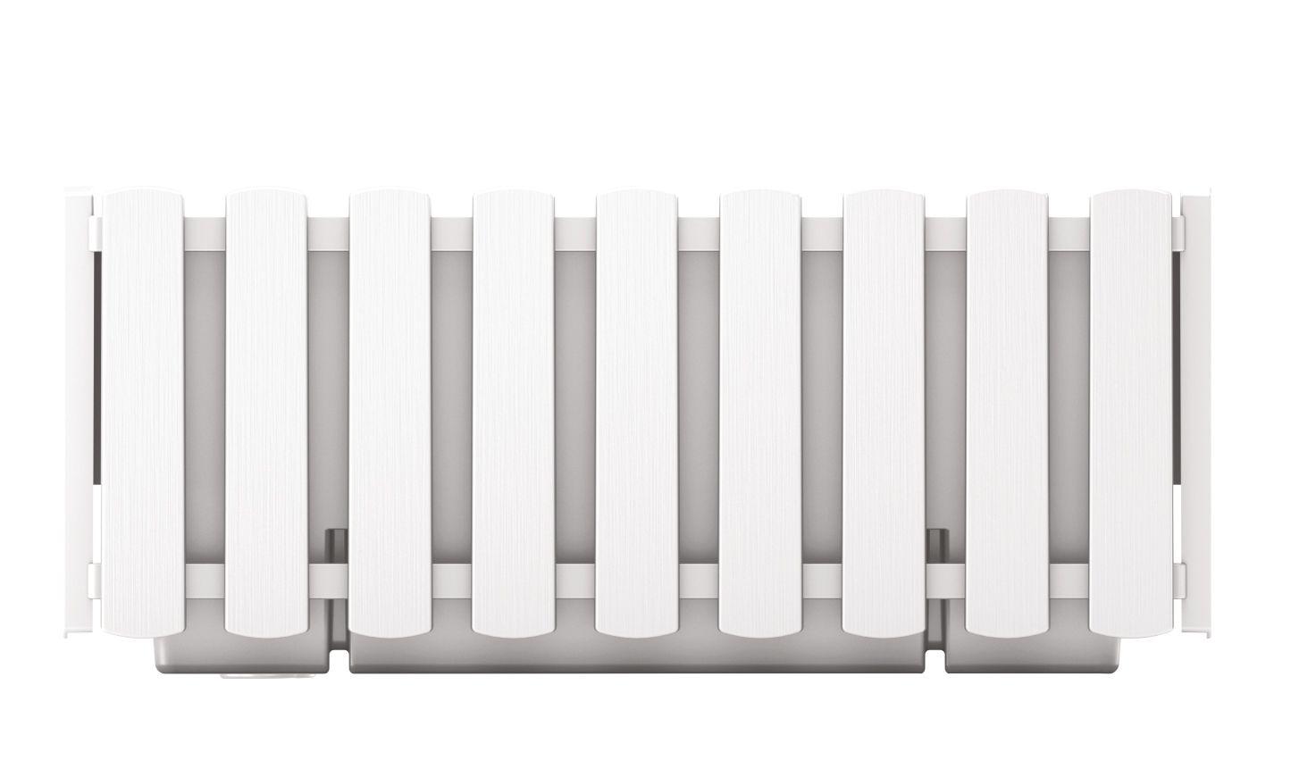 PROSPERPLAST Truhlík BOARDEE FENCYCASE bílý 38cm