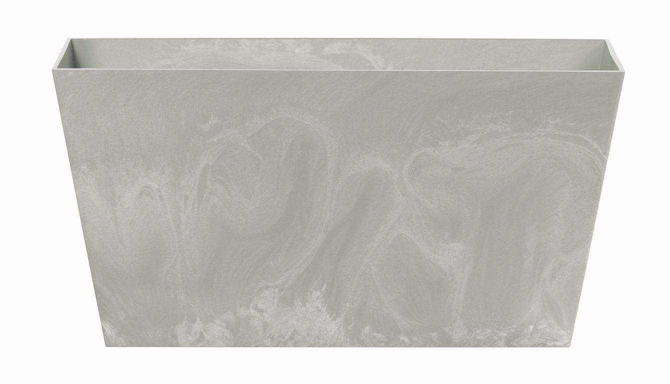 PROSPERPLAST Truhlík TUBUS CASE EFFECT šedý 40cm