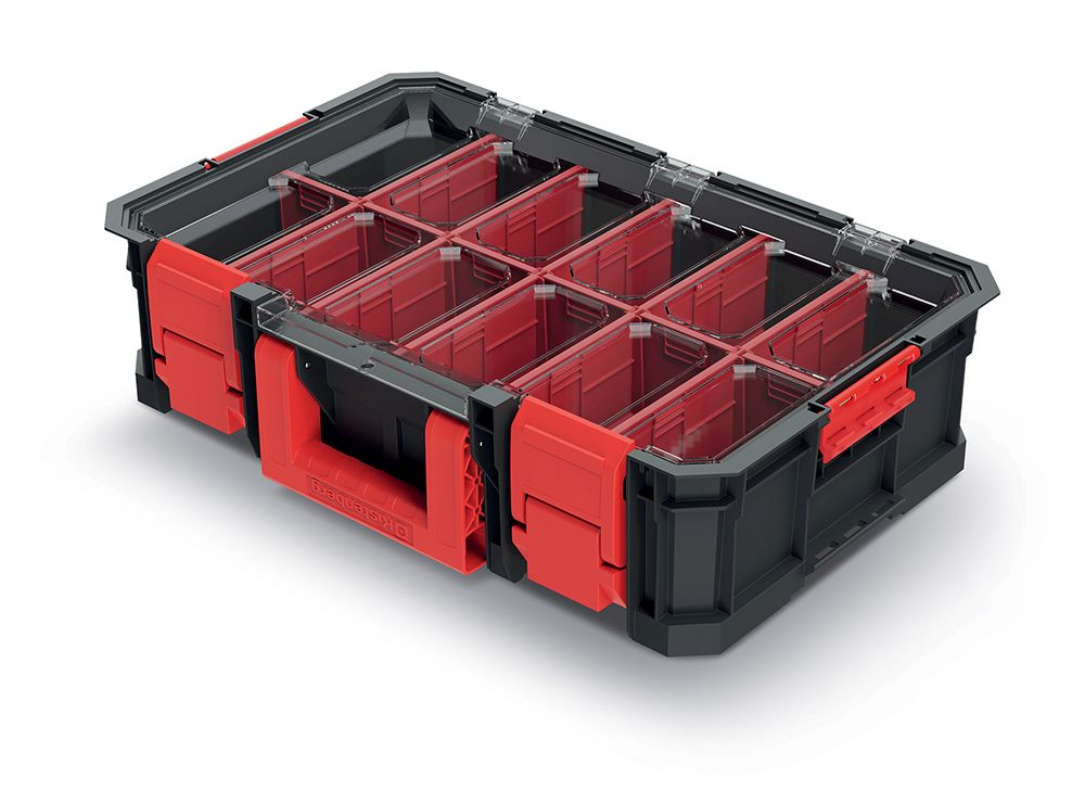 PROSPERPLAST Modulární přepravní box (přepážky) MODULAR SOLUTION 517x331x134