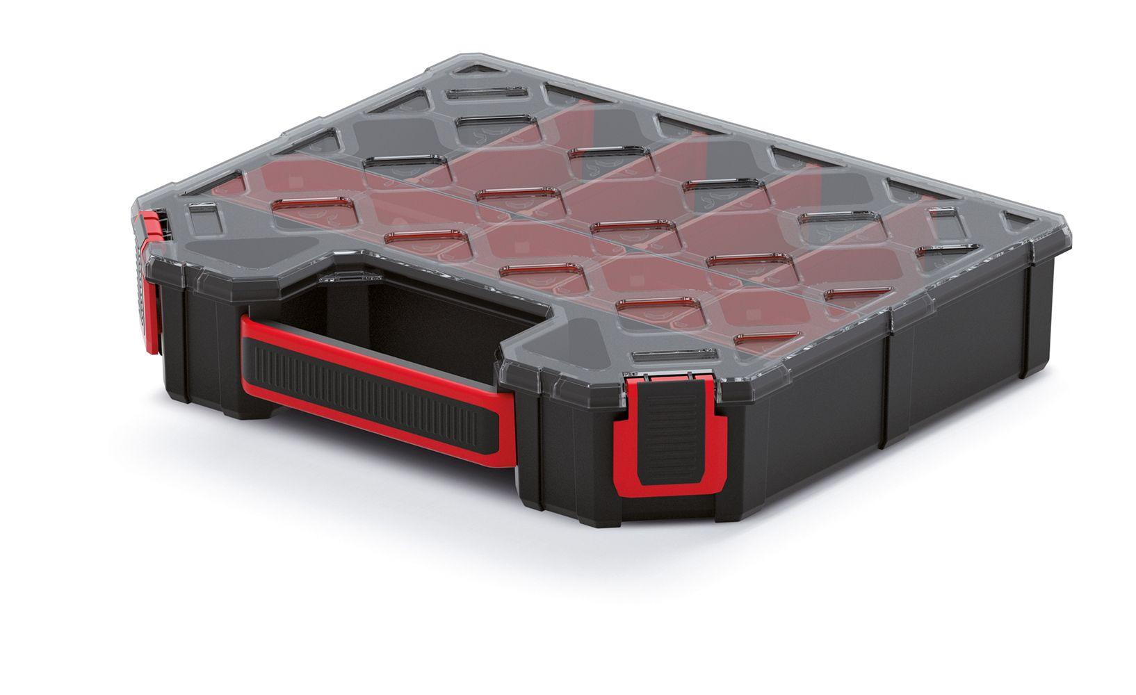PROSPERPLAST Organizér TAGER 284x243x60 (přepážky/krabičky)