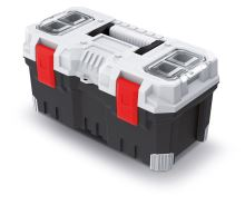 Kufr na nářadí TITAN PLUS šedý