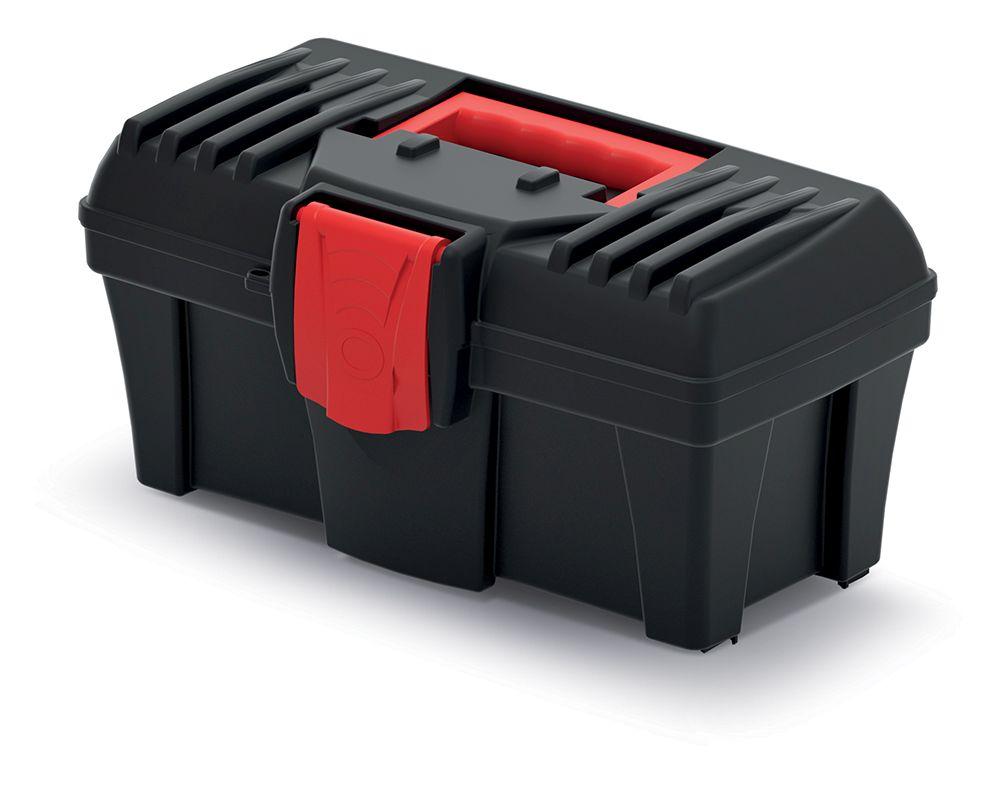 PROSPERPLAST Plastový kufr na nářadí CALIBER 300x167x150