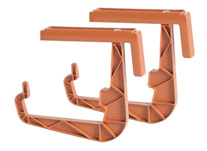 PROSPERPLAST Držák na truhlíky HANGPLAST terakota 23,5cm