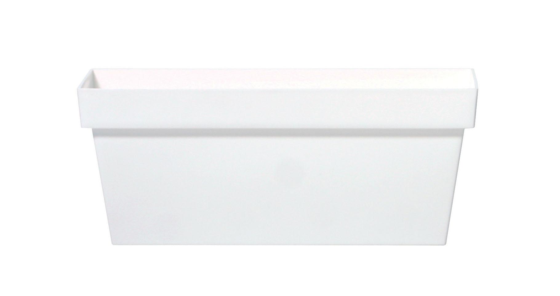PROSPERPLAST Truhlík CUBE CASE bílý 39,2cm