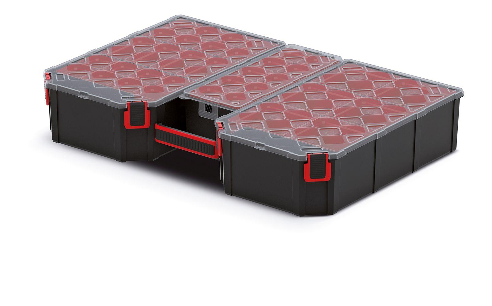PROSPERPLAST Organizér vysoký TAGER 577x390x105 (krabičky)