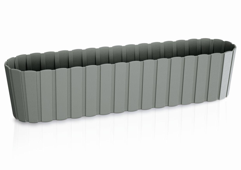 PROSPERPLAST Truhlík BOARDEE CASE šedý kámen 58,7cm