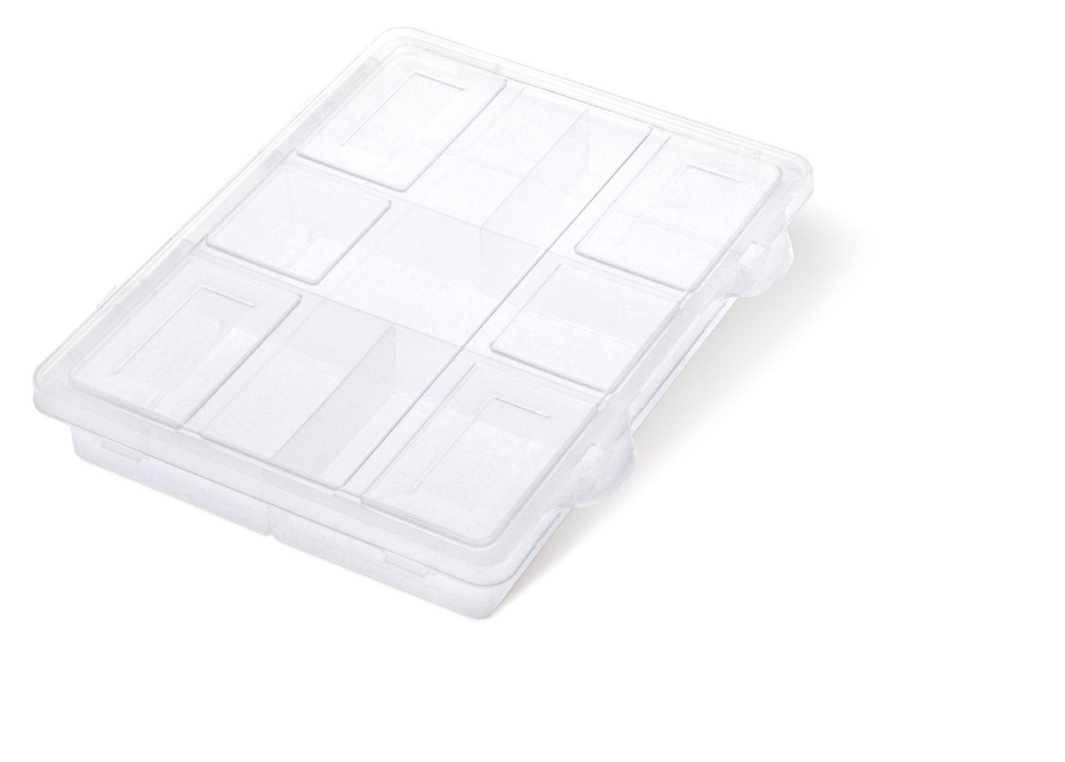 PROSPERPLAST Plastový organizér KNOX 200x160x35