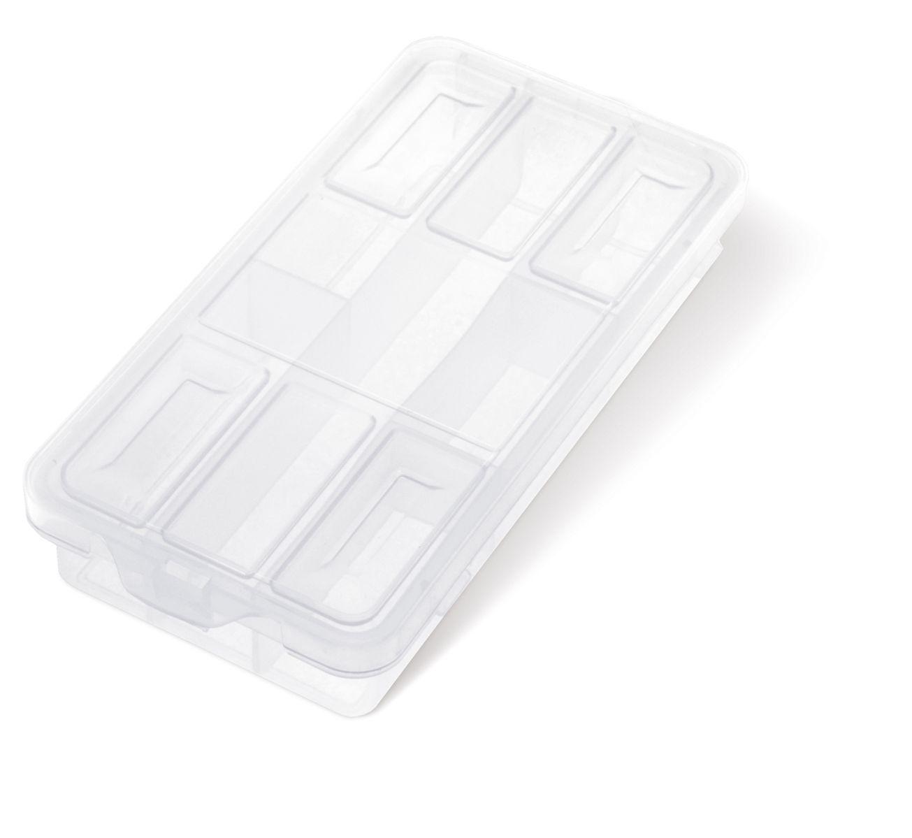 PROSPERPLAST Plastový organizér KNOX 180x90x35