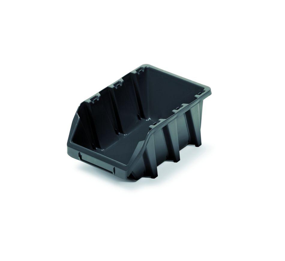 PROSPERPLAST Plastový úložný box BINEER LONG 198x118x84 černý