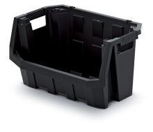 Plastový úložný box TRUCK MAX černý