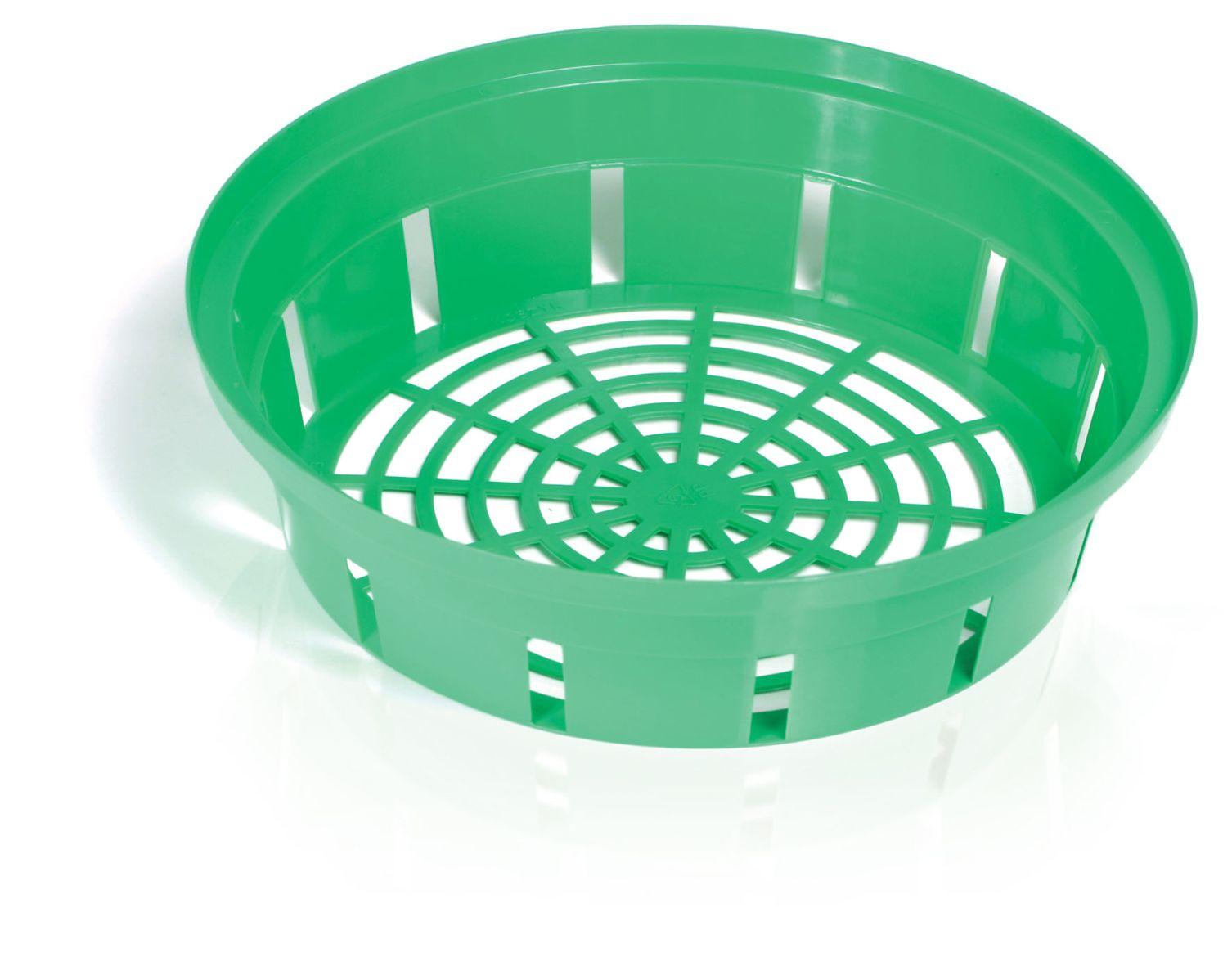 PROSPERPLAST Košík na cibuloviny ONION sv.zelený 26cm