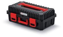 Kufr na nářadí HEAVY černý (vnitřní přihrádky)
