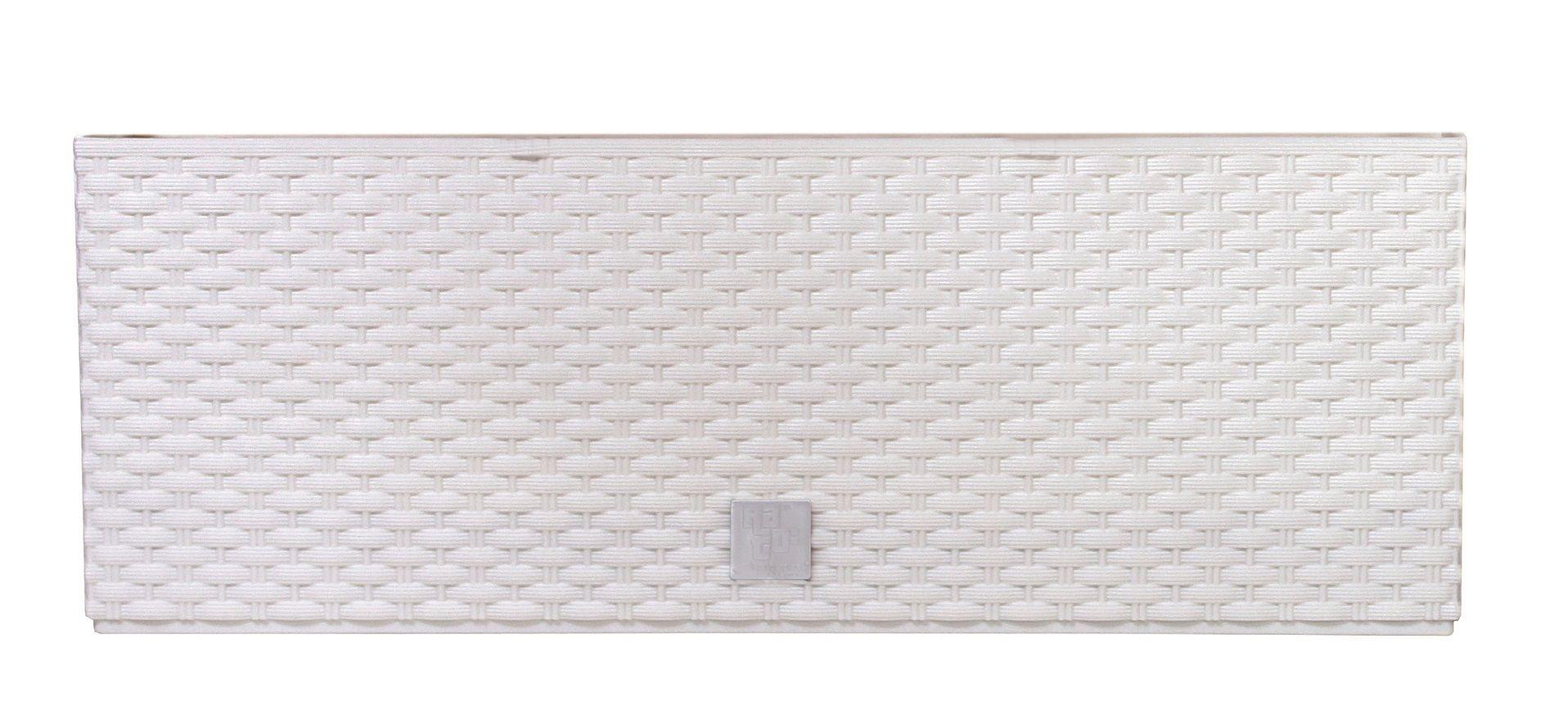 PROSPERPLAST Truhlík RATO CASE s vkladem bílý 39,5cm