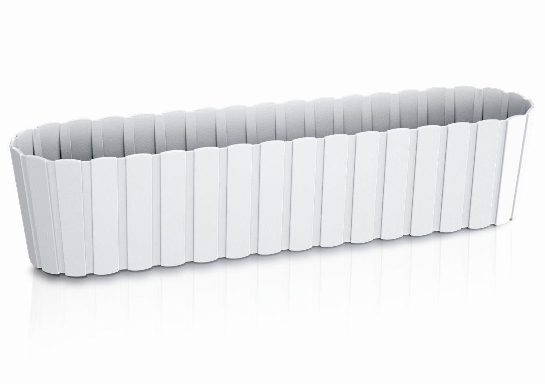 PROSPERPLAST Truhlík BOARDEE CASE bílý 58,7cm