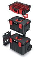 Set kufrů na nářadí a organizéru MODULAR SOLUTION 530x355x825