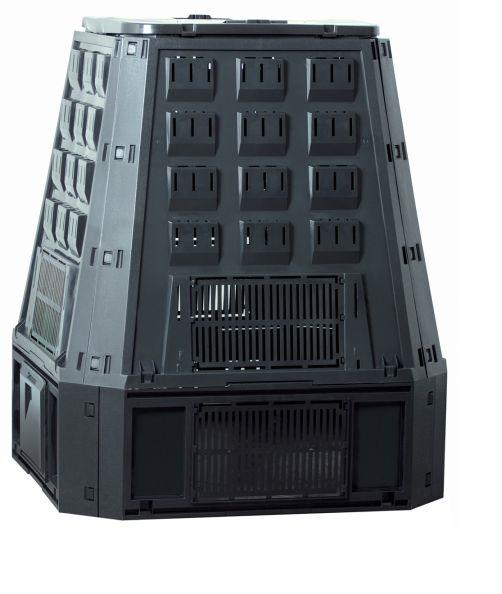 PROSPERPLAST Kompostér EVOGREEN černý 630l