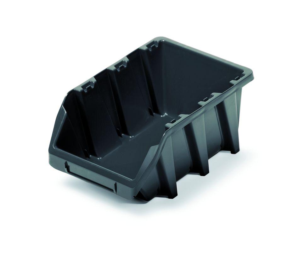 PROSPERPLAST Plastový úložný box BINEER LONG 249x158x114 černý