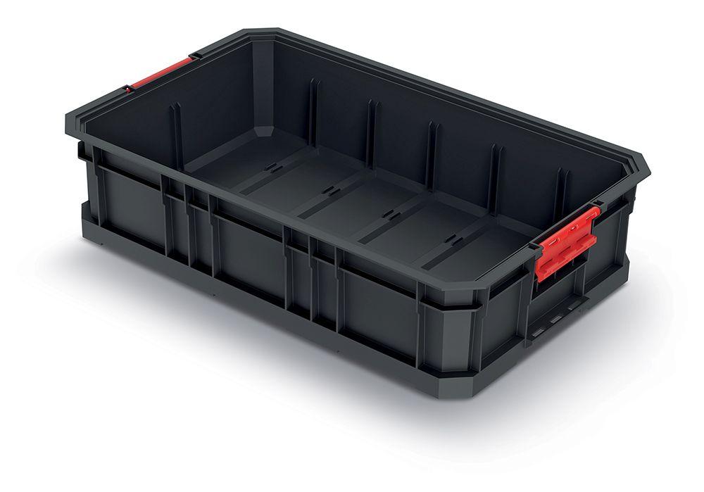 PROSPERPLAST Modulární přepravní box MODULAR SOLUTION 520x327x125