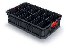 Modulární přepravní box s přepážkami MODULAR SOLUTION 520x327x125