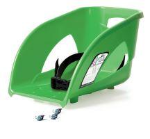 Sedátko SEAT 1 zelené k sáňkám Bullet, Bulet Control a Tatra