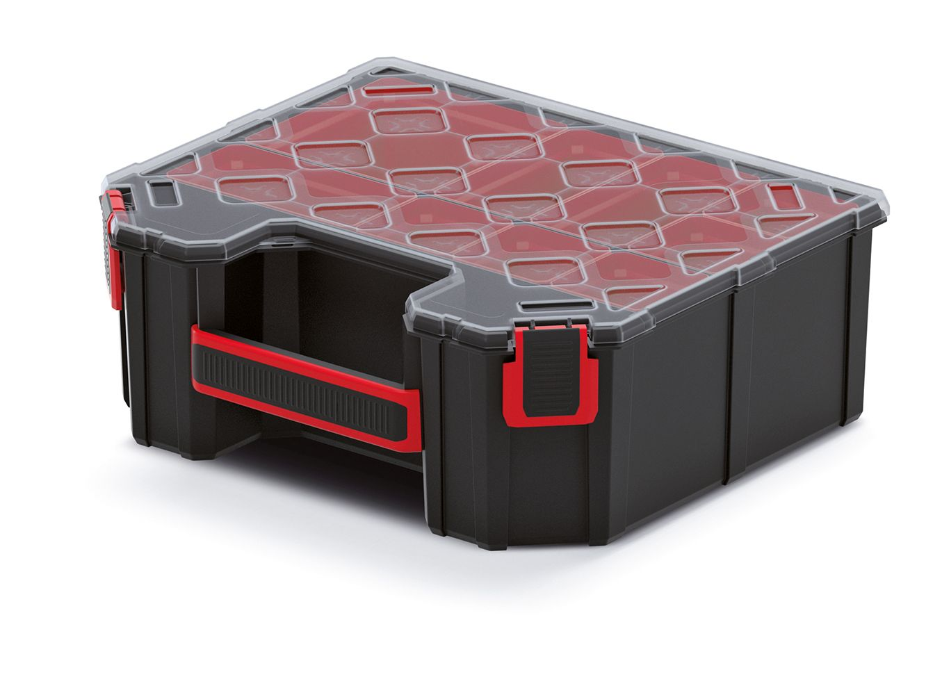 PROSPERPLAST Organizér vysoký TAGER 284x243x105 (krabičky)