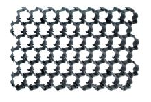 Zatravňovací tvárnice PLANT černá 60x40cm - 1,1m2