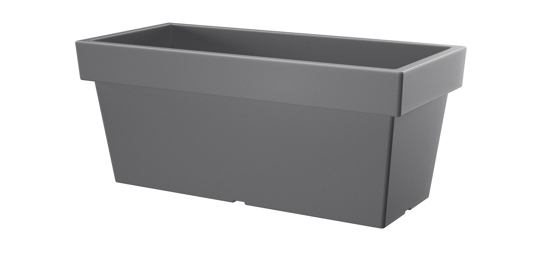 PROSPERPLAST Truhlík LOFLY CASE šedý kámen 79,2 cm