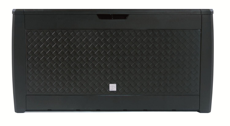 PROSPERPLAST Zahradní box BOXE MATUBA antracit 119cm - 310L