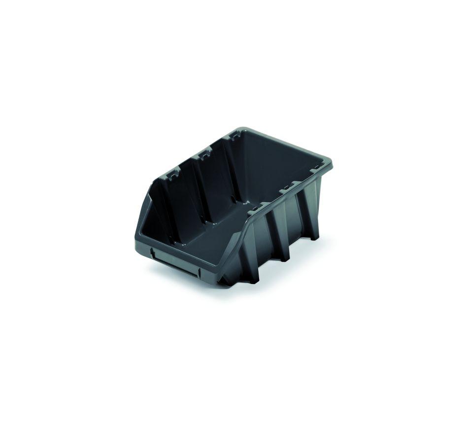 PROSPERPLAST Plastový úložný box BINEER LONG 160x98x70 černý