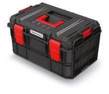 Kufr na nářadí X BLOCK TECH černý 546x380x307