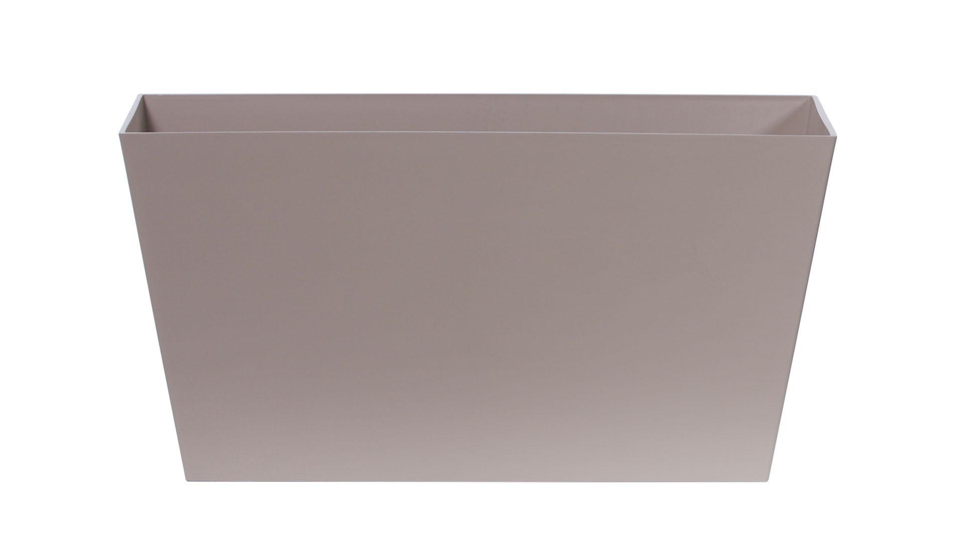 PROSPERPLAST Truhlík TUBUS CASE mocca 40,0cm