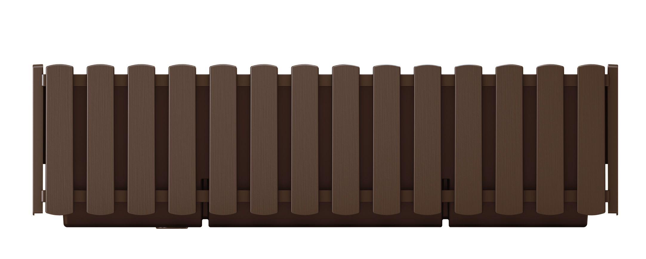 PROSPERPLAST Truhlík BOARDEE FENCYCASE hnědý 58cm