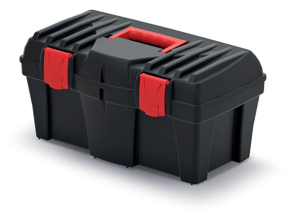 PROSPERPLAST Plastový kufr na nářadí CALIBER 460x257x227