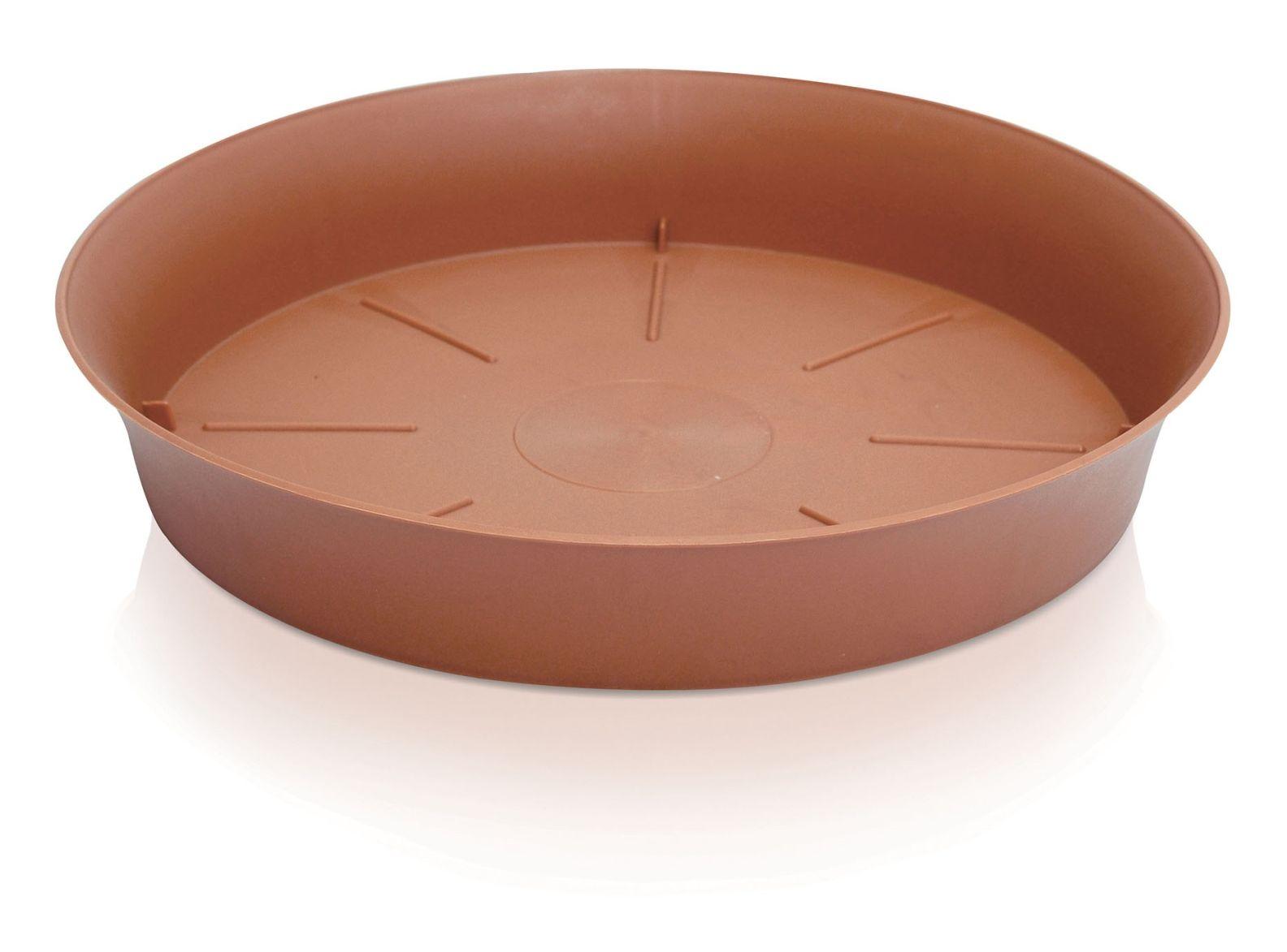 PROSPERPLAST Miska PLASTICA terakota 13,2cm