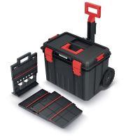 Kufr na nářadí s transp. kolečky MODULAR SOLUTION 530x355x390